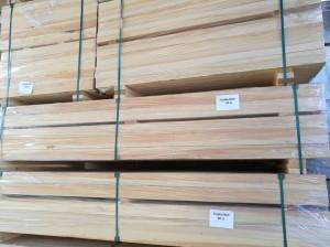 Dierre Legnami - Profili lamellari per serramenti